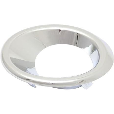 Make de auto partes fabricación - Driver Side Anillo embellecedor de luces antiniebla; Cromo - ni1038138: Amazon.es: Coche y moto