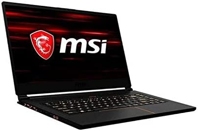 MSI GS65 Stealth Thin 8RE-604XES - Ordenador portátil Gaming Ultrafino 15.6