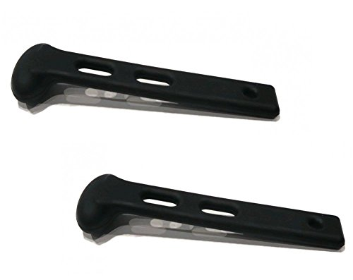 The ROP Shop (2) Genuine Simplicity Rubber Hood Straps for 2171600SM 2171600 171600 72028479