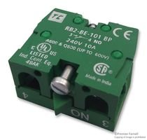 22MM SWITCHES N/O BLOCK RB2-BE101-BP By MULTICOMP RB2-BE101-BP-MULTICOMP