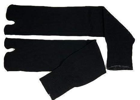 GETA, sandalia calcetines tamaño negro Senior (uk7-11 ...