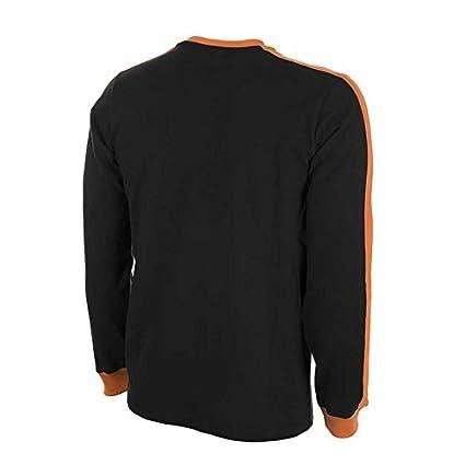 COPA Football - Camiseta Retro Holanda Portero años 70 (L): Amazon.es: Deportes y aire libre