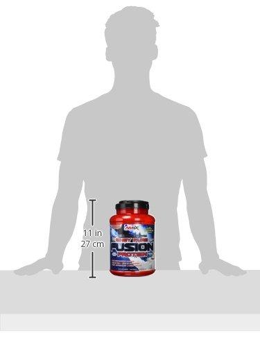 Amix Whey Pure Fusion, Proteínas, 1000 gr: Amazon.es: Salud y ...