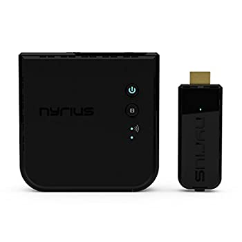 Nyrius Aries Prime Wireless Video Hdmi Transmitter & Receiver For Streaming Hd 1080p 3d Video & Digital Audio From Laptop, Pc, Cable, Netflix, Youtube, Ps4, Xbox One To Hdtvprojector (Npcs549) 6