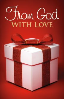 From God With Love (Packet of 100, KJV) (Bible Verses About Love King James Version)