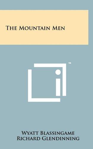 book cover of The Mountain Men