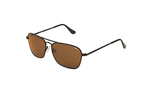 Randolph Intruder Sunglasses Matte Black / Skull / Tan PC 58mm and (Intruder Sunglasses)