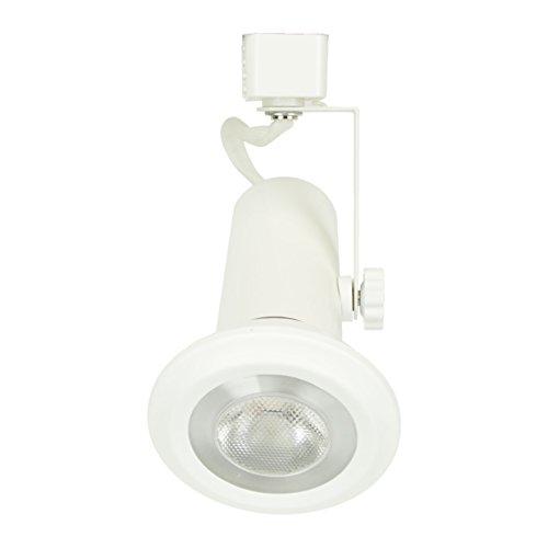D&D Brand H System Universal PAR Line Voltage Track Lighting Fixture White HTC-9007-WH ( No Bulb ) by Dash N Direct (Image #3)'