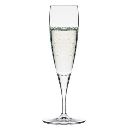 Pasabahce Lyric champagne stemware 210cc Pack of 6