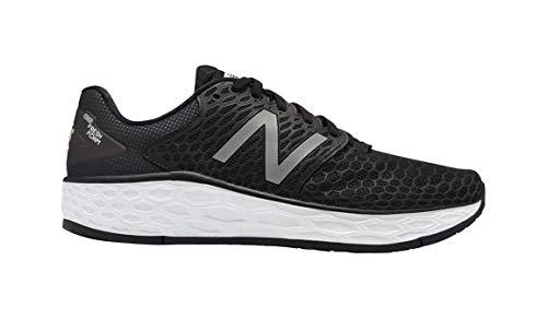 New Balance Men's Vongo V3 Fresh Foam Running Shoe, Black, 8.5 D US