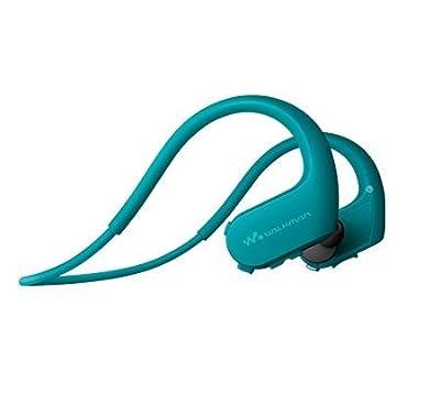 SONY Waterproof and dustproof Walkman with Bluetooth Wireless Technology NW-WS623 (Blue)