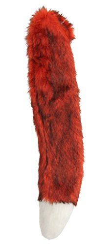 Oversized Deluxe Fox Tail (elope Deluxe Oversized Fox Tail)