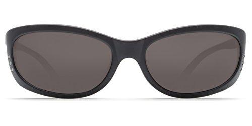 441de24390 Amazon.com  Sports Service Costa Del Mar Fathom Polarized Sunglasses  Shoes