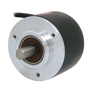 AUTONICS 11M904 Encoder, Shaft, Totem Pole, Dia 8mm, 60 PPR by AUTONICS