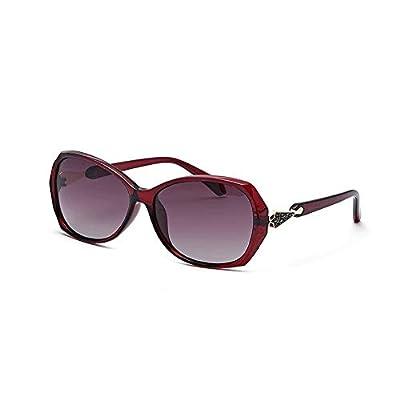 FeliciaJuan HD Lens Mirrored Flat Lenses Street Metal Frame Women Sunglasses