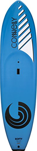Connelly Softy 2017 195L Volume Paddleboard with Paddle, 10'8'' x 30.5'' by CWB