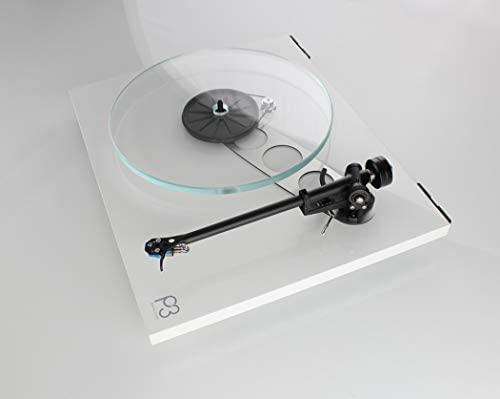 RAPLANC Retro Bluetooth Home Vinyl Record Player, Disfruta Fiesta ...
