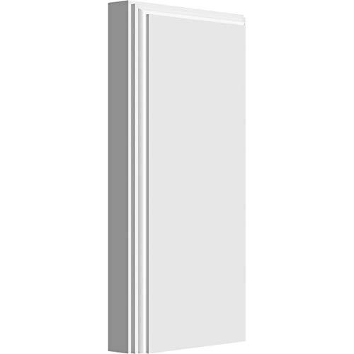 Ekena Millwork PBP030X060X075FOS01 Plinth Block, 3