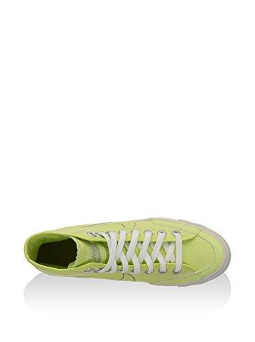 Nike ladies Sneakers Go Mid Cnvs 434498 700 Amarillo Claro