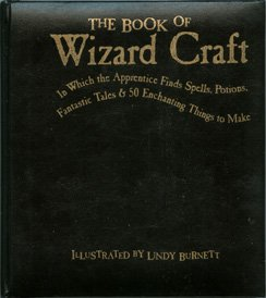 The Book of Wizard Craft (Leather)