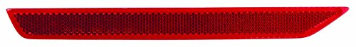 Van Rear Bumper Assembly (Honda Odyssey Van 11 12 Rear Bumper Reflector Marker Lh 33555 - Tk8 - A01)