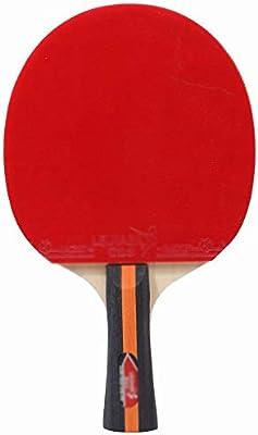 JKHOIUH Bates De Tenis De Mesa Raqueta Especial De Entrenamiento ...