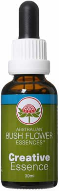 Essence Drops-Creative Australian Bush Flower Essences 30 ml Liquid