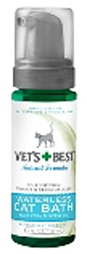 Vets-Best-No-Rinse-Clean-Waterless-Cat-Shampoo-Natural-Formula-4-oz