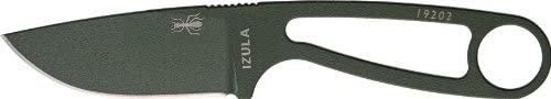 IZULA Concealed Carry Knife OD Green