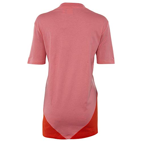 Originals bold shirt Chalk T Pink Ce1741 Adidas Orange Femme dUvdf