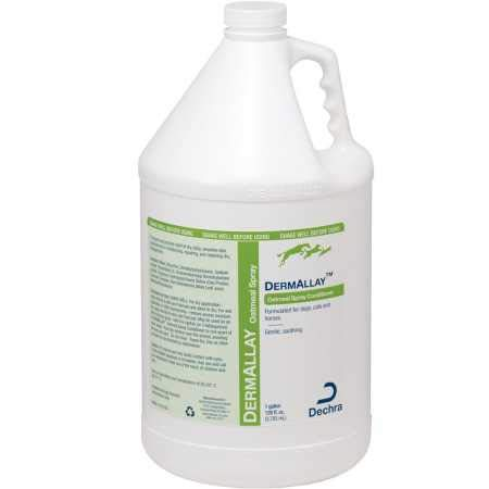(Dechra DermAllay Oatmeal Spray (Gallon) )