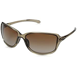 Oakley Women's Cohort Rectangular Sunglasses, Sepia, 61 mm
