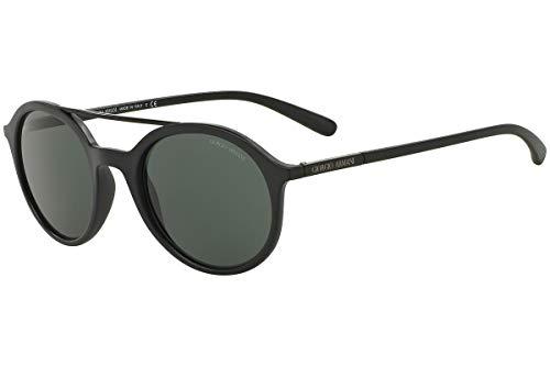 GIORGIO ARMANI AR8077 - 504271 Sunglasses Matte Black 50mm