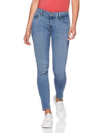 Levi's Women's 710 Super Skinny, Indigo Splash, 24 30