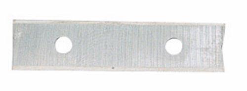 SHAVIV 29062 K10 Double edged carbide Blade (K10) (Pack of (Carbide Edged Scraper Blade)