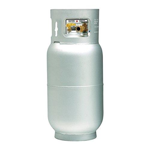 Manchester Tank Dot Forklift Propane Cylinder 33.5 Lb. (Aluminum Propane Cylinder)