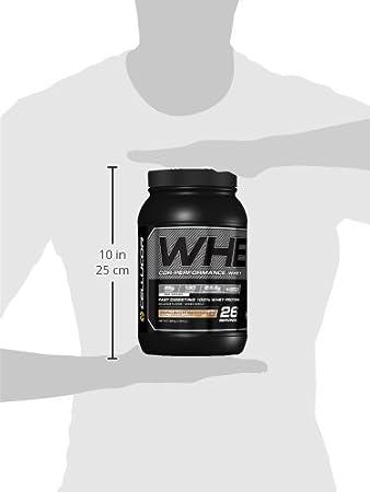 Cellucor - COR-Performance - 100% proteína de suero de leche en polvo - Crema de nube y cacahuete - 26 raciones