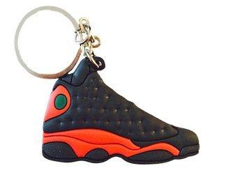 sale retailer bf2c1 1c17e Nike Jordan 13 XIII Black Red