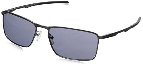 "New Oakley OO4106-01 ""Conductor 6"" Sunglasses Matte Black OO"