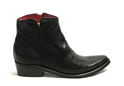 de Noir Ville à Femme Chaussures pour JULIETTE Lacets VICO Noir wvq4xnUCHE