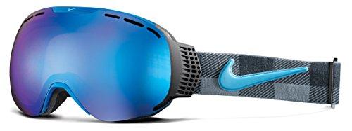 Nike Command Goggles, Black/Brig Blue/Tide - Goggles Nike Dragon
