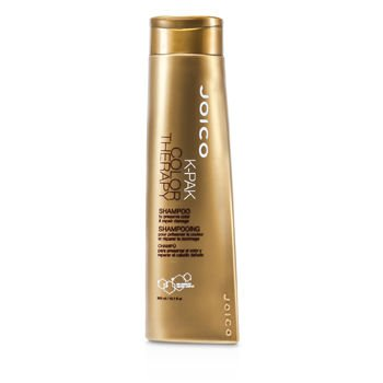 Joico K-Pak Color Therapy Shampoo to Preserve Color and Repair Damage, 10.1 Ounce -