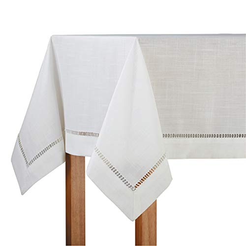 Religious Eyelet Edge Altar Frontal Linen, 96 Inch by Altar Cover