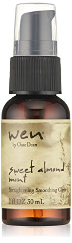 WEN by Chaz Dean Wen Sweet Almond Mint Straightening Smoothing Gloss, 1 fl.oz