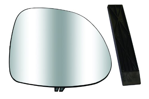 CIPA 70802 Extendable Replacement Glass Kit - Right Hand (Cipa Replacement Mirror Glass)
