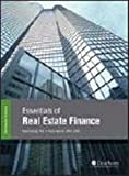 Essentials Of Real Estate Finance Pdf