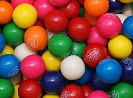 Dubble Bubble, 8 Flavor Fruit Mix Gumballs (2 Lbs Bulk)
