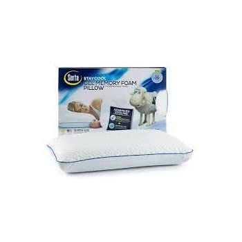 gel foam bliss mlily memory a pillow