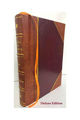 A handbook of the Swahili language as spoken at Zanzibar 1884 [Leather Bound]