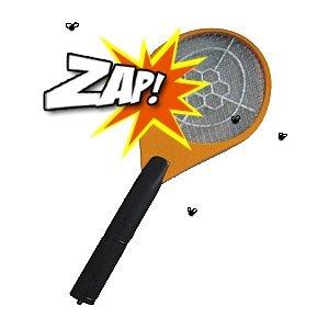 Electric Fly zapper,Fly racket,Fly catcher,Fly killer,Bug...